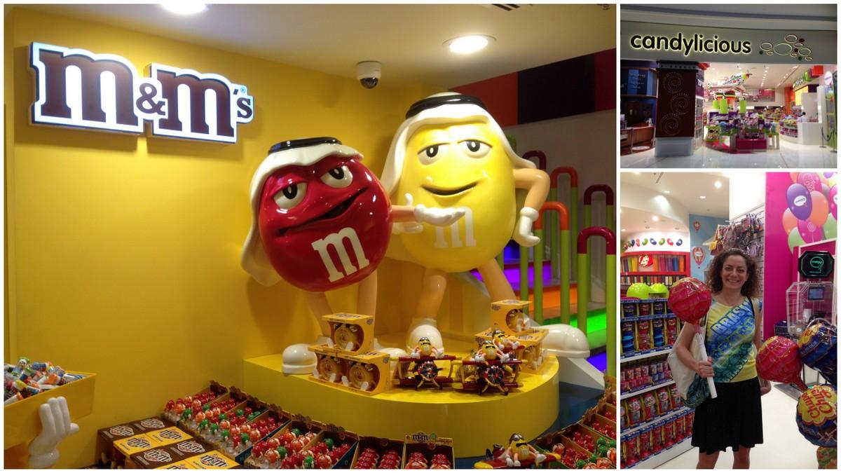 Visite du duba mall le plus grand centre commercial du monde for Shop le monde
