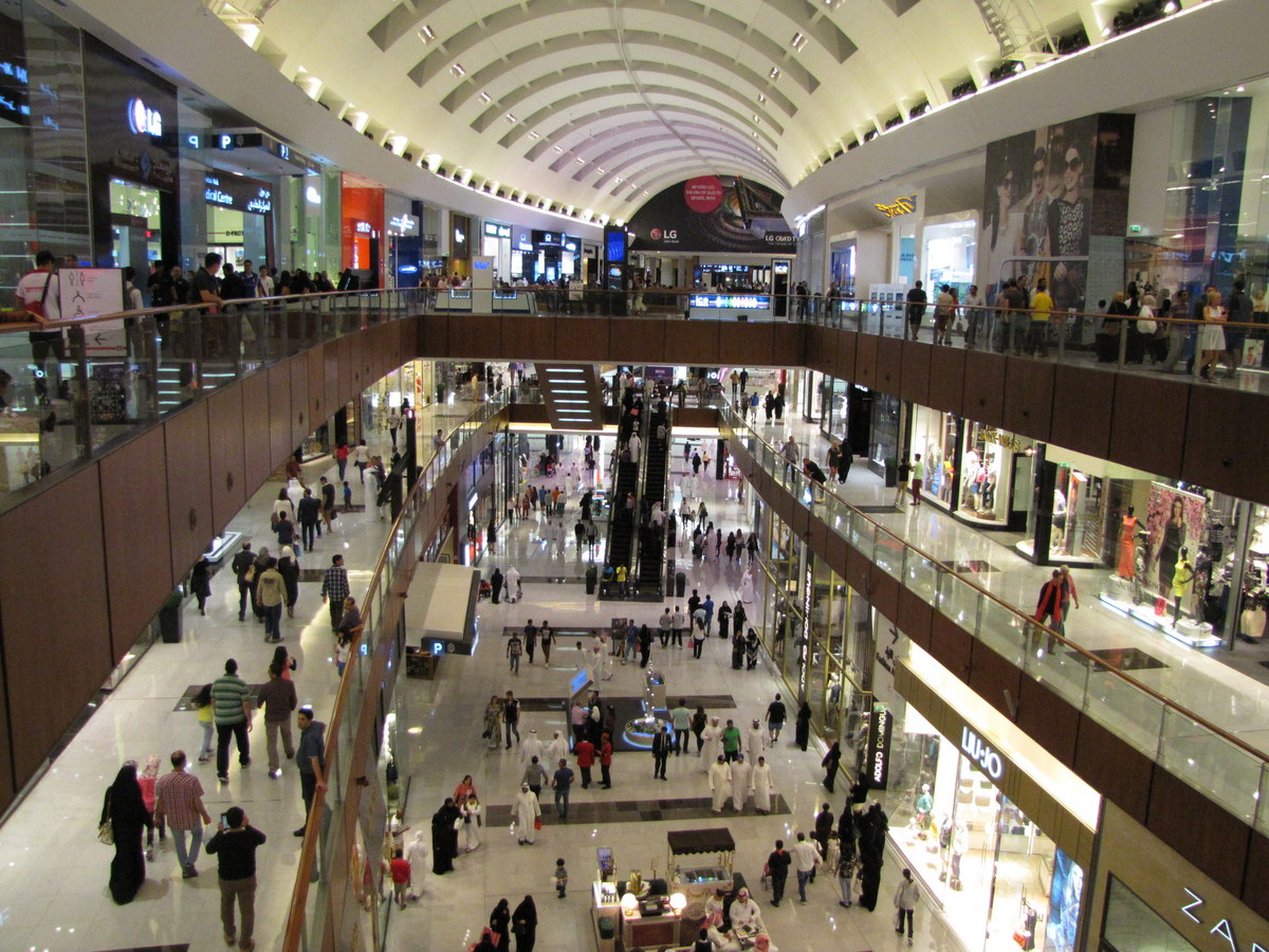 Visite Du Dubai Mall Le Plus Grand Centre Commercial Monde