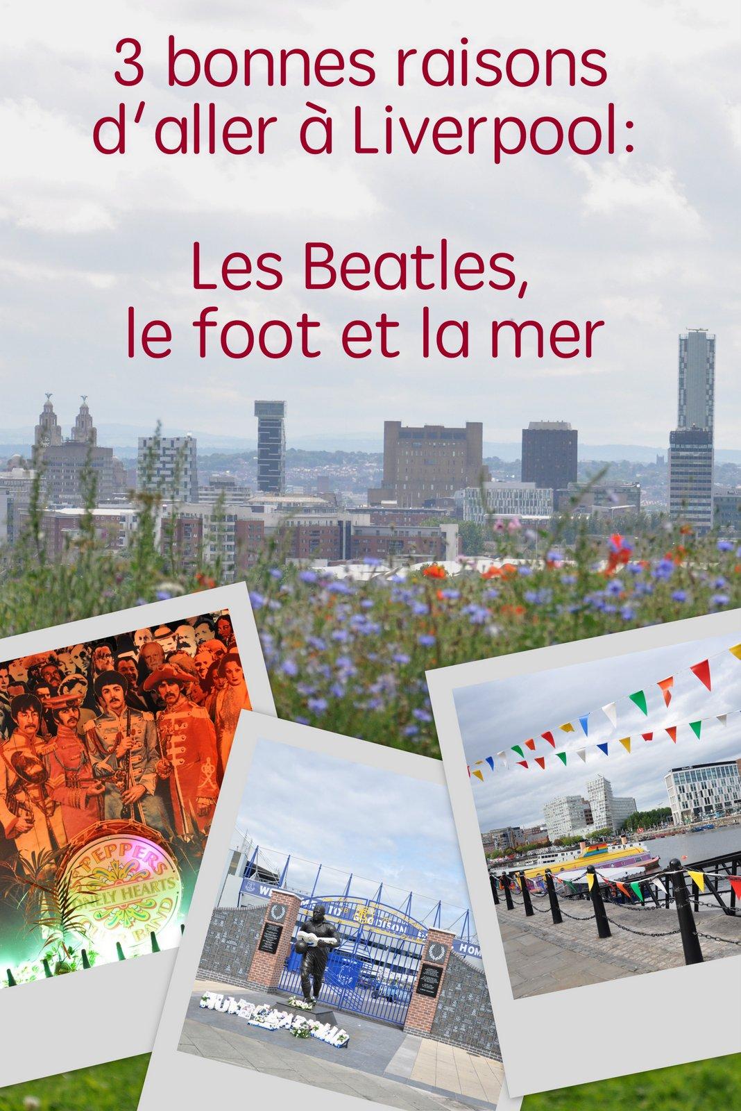 Après la crise, Liverpool revient de loin et connait une belle renaissance! Avec son Waterfront entièrement rénové, ses deux clubs de foot et l'héritage des Beatles, c'est une ville à découvrir...