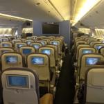 Voyager sur Saudi Airlines: retour d'expérience