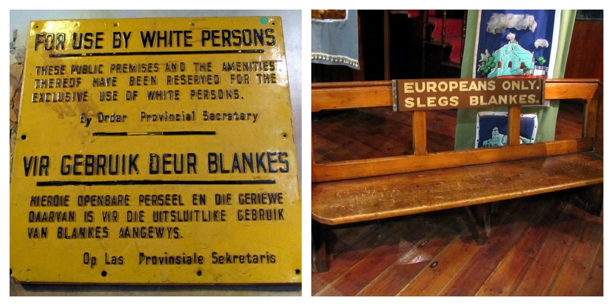 L'histoire de l'Apartheid au District Six Museum