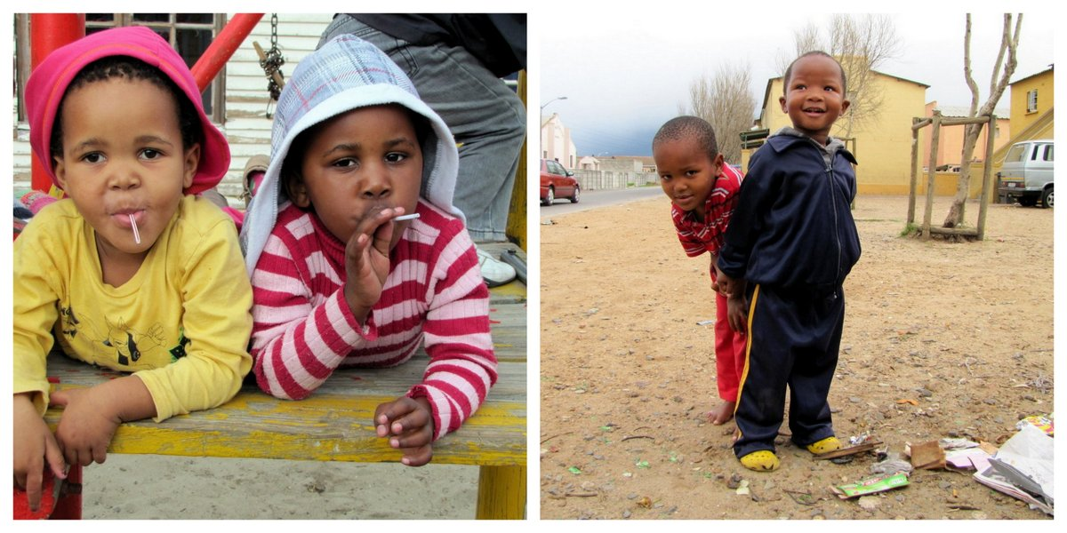 cape-town-township-enfants