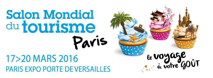 Pr parez vos prochains voyages au mondial du tourisme paris for Salon mondial du tourisme paris