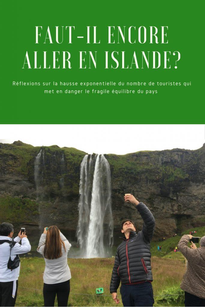 L'Islande commence à être victime de son succès touristique