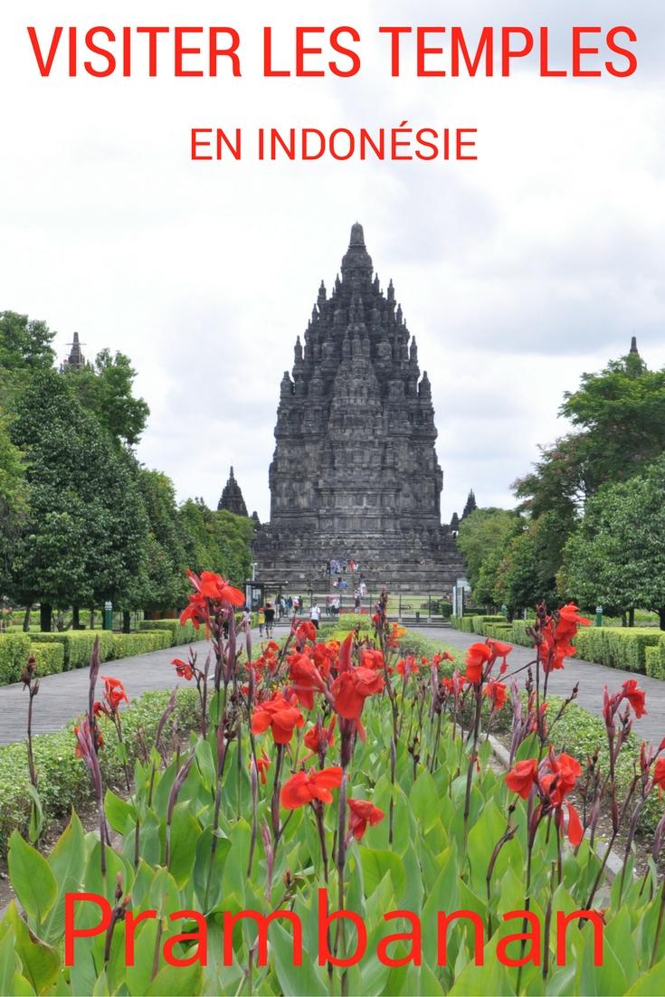 Visiter les plus beaux temples d'Indonésie: Borobudur, Prambanan et bien d'autres...