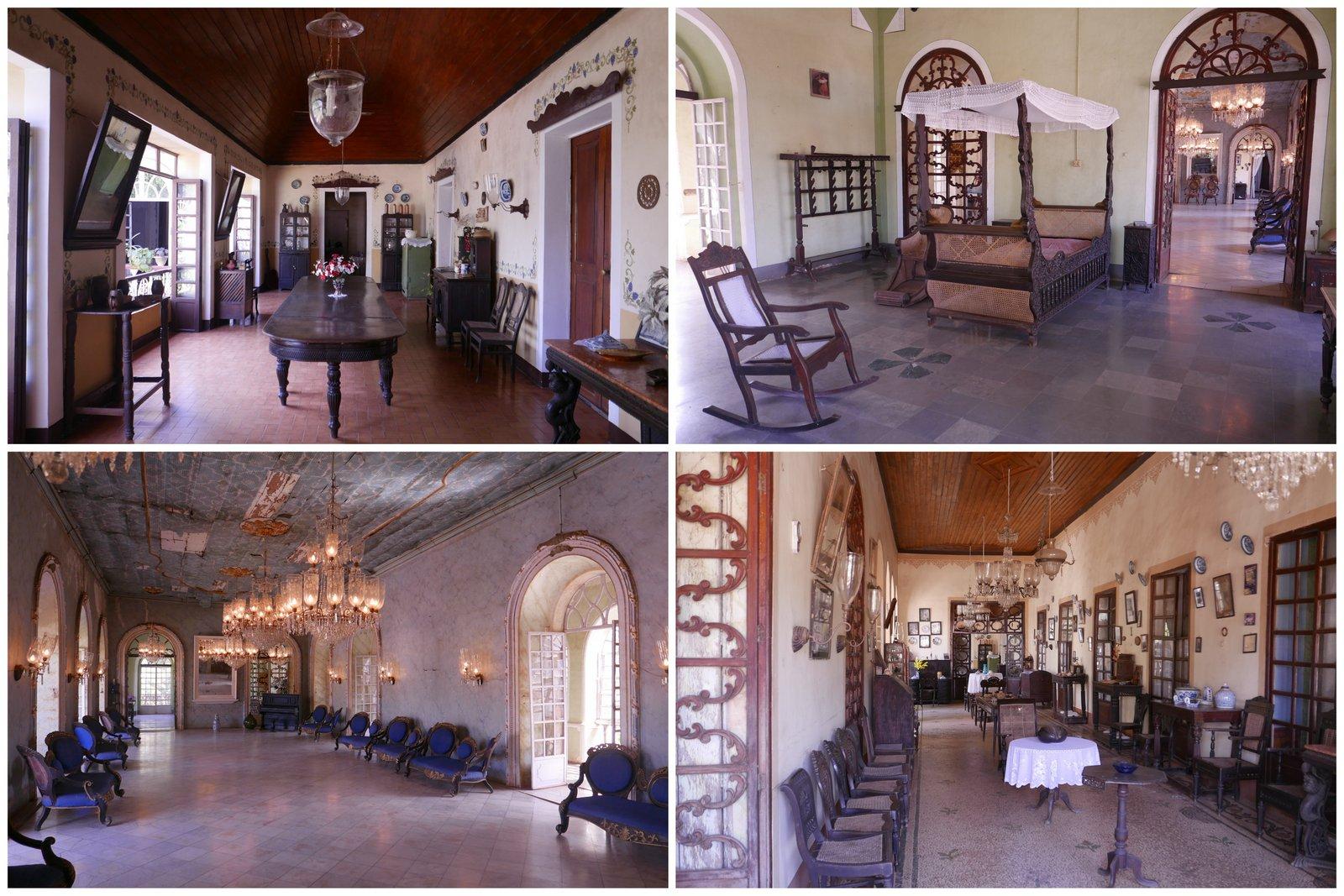 La maison Braganza à Chandor
