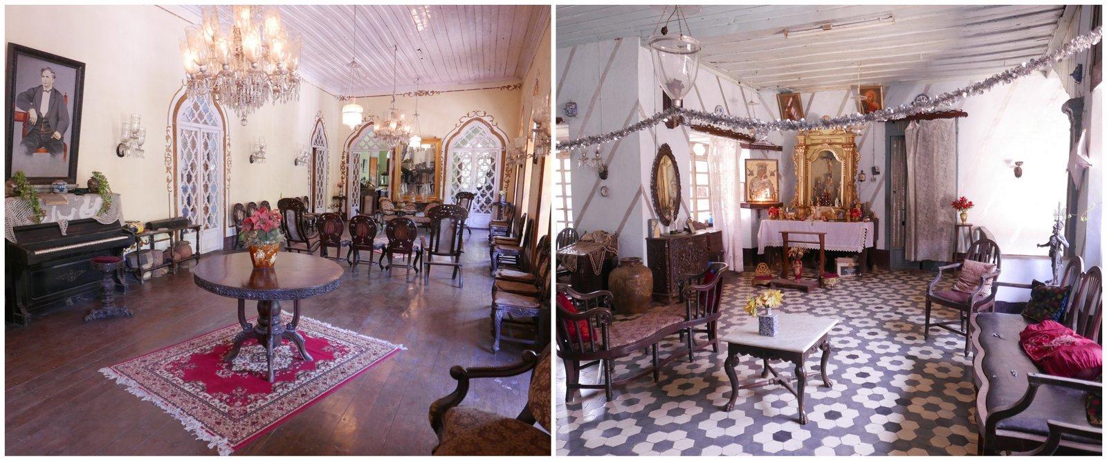 La maison Fernandes à Chandor