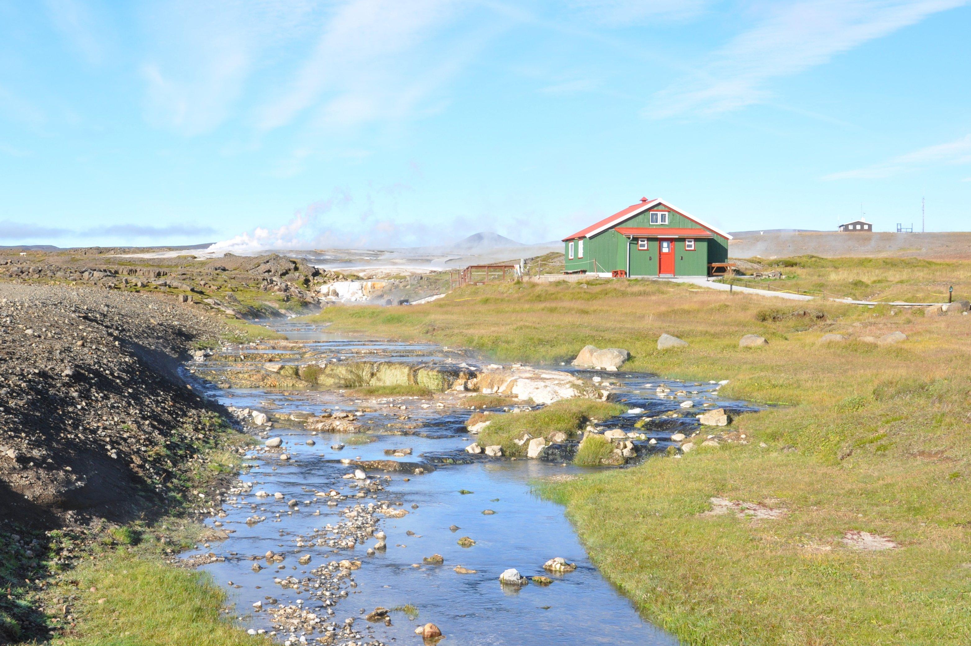 hveravellir-refuge-islande
