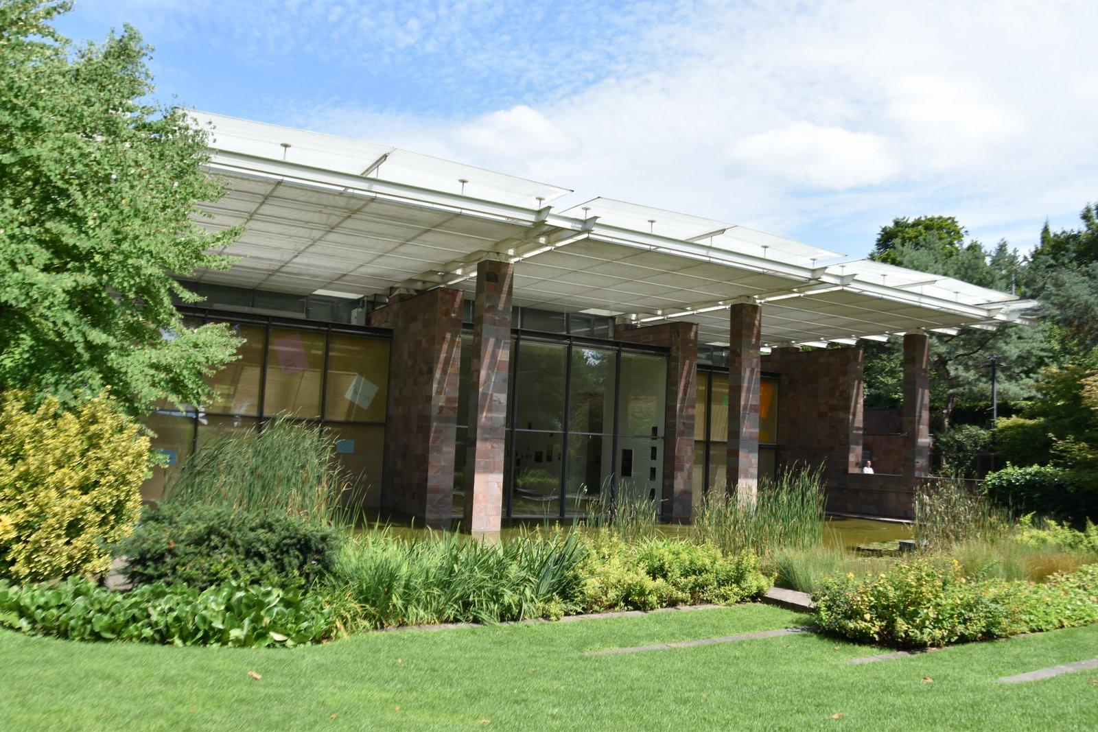 La Fondation Beyeler, un des plus beaux musées de Bâle