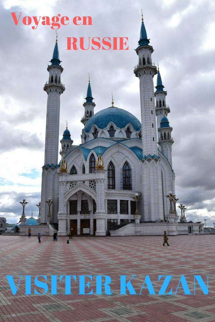 Que faire et que voir à Kazan, la capitale du Tatarstan