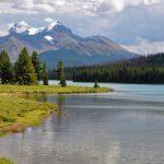 Road trip au Canada à travers les montagnes Rocheuses