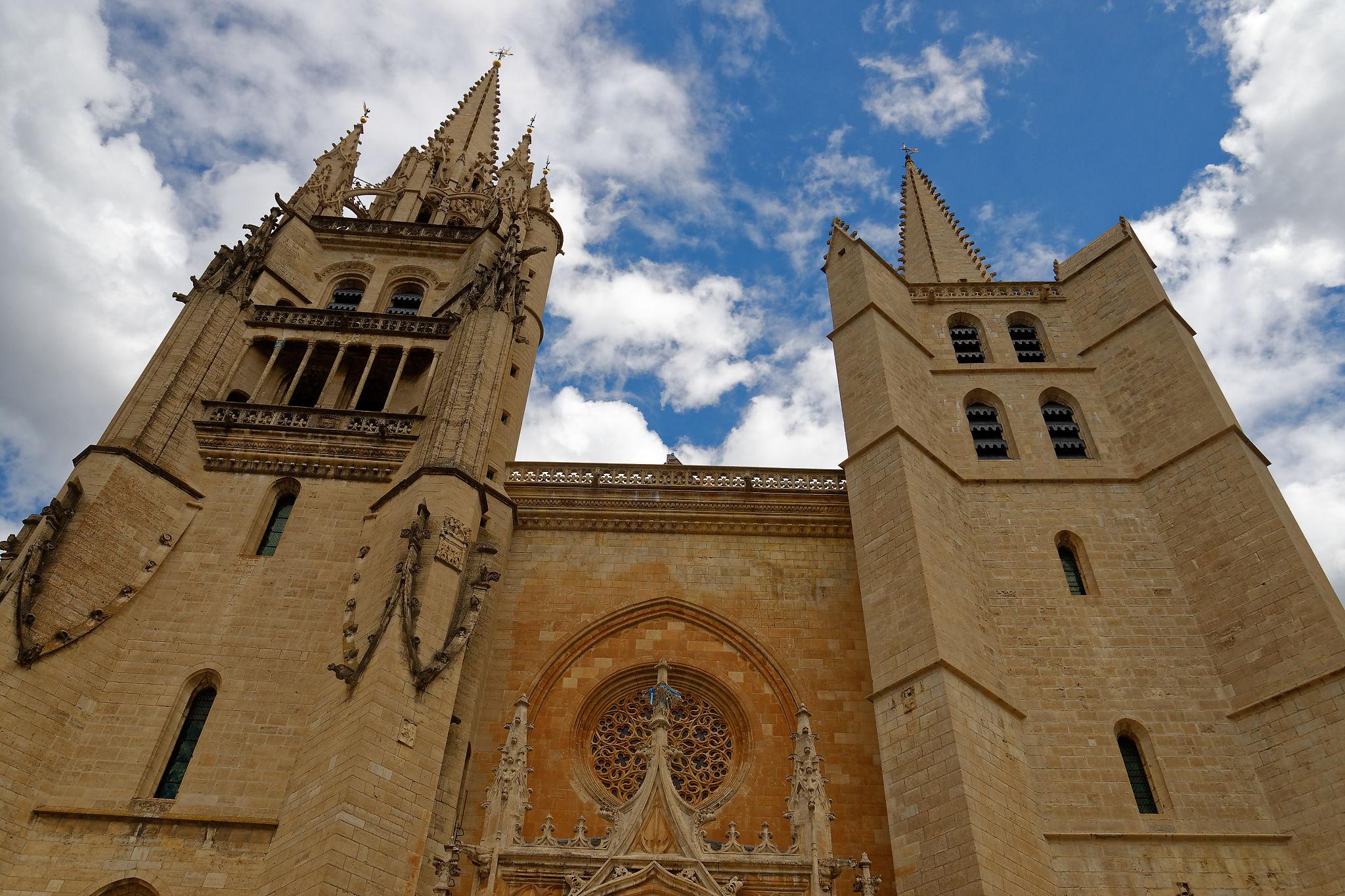 La cathédrale Notre-Dame et Saint-Privat