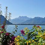 Voyage en Suisse au bord du lac Léman, de Vevey à Montreux