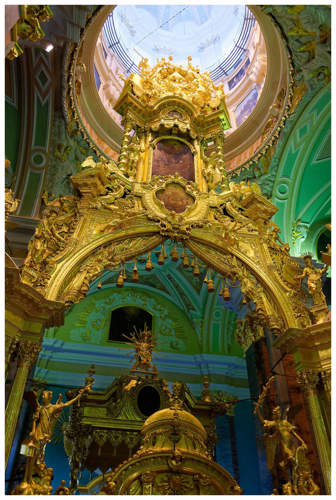 Les incontournables à visiter à Saint-Pétersbourg