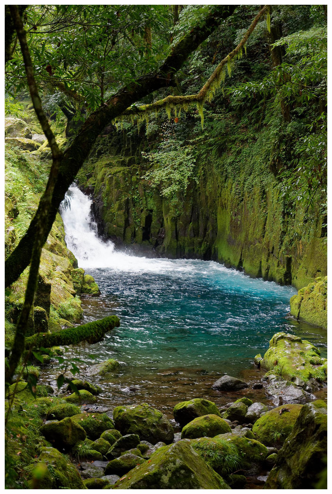 Les gorges de Kikuchi - Que faire, que voir à Kumamoto au Japon