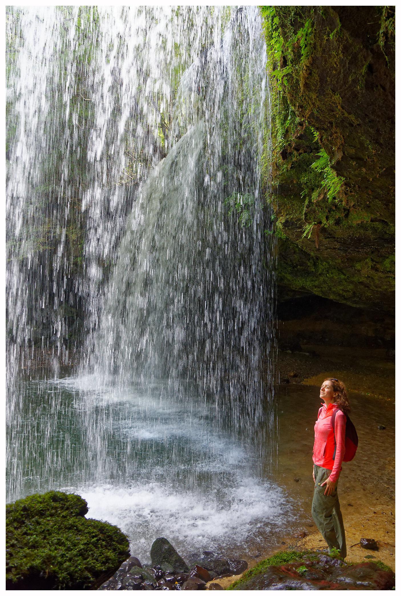 La cascade de Nabegataki - Que faire, que voir à Kumamoto au Japon