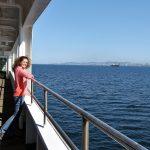 Voyage en bateau du Japon à la Russie à bord du ferry Eastern Dream
