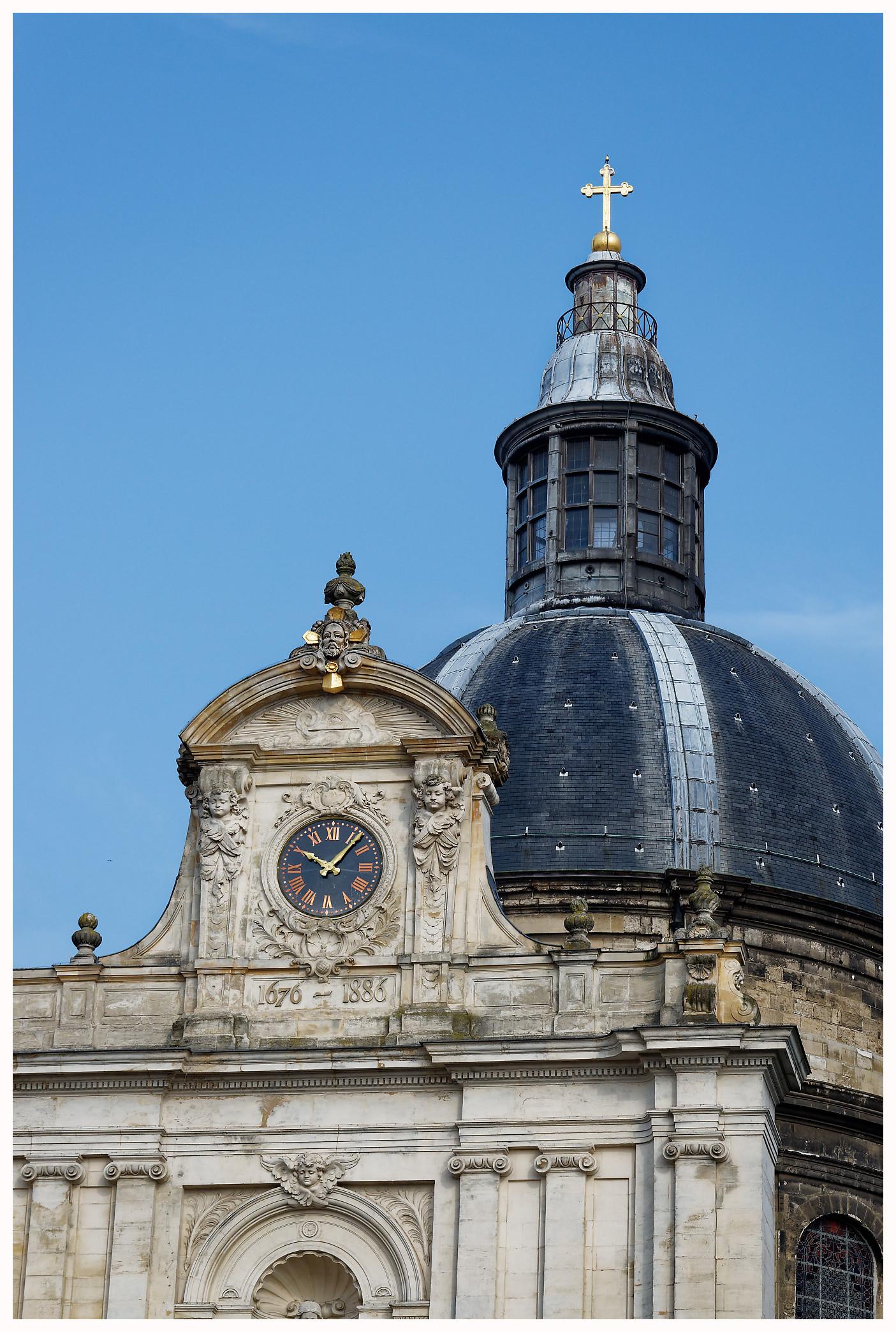 Eglise Sainte-Marie-Madeleine à Lille: un lieu d'expositions artistiques pour Lille 3000