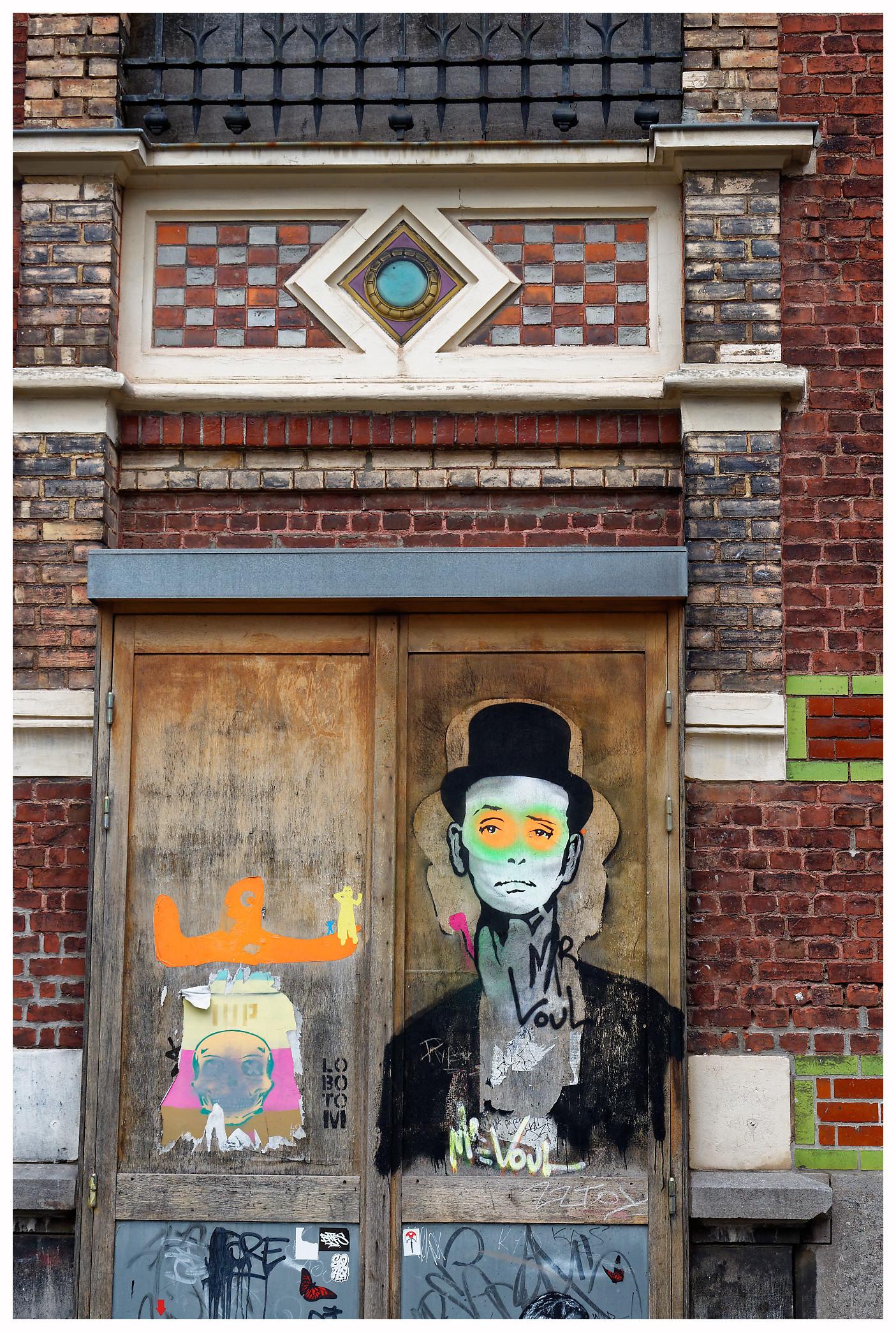 Street-Art à Roubaix: escapade artistique à Lille et ses environs