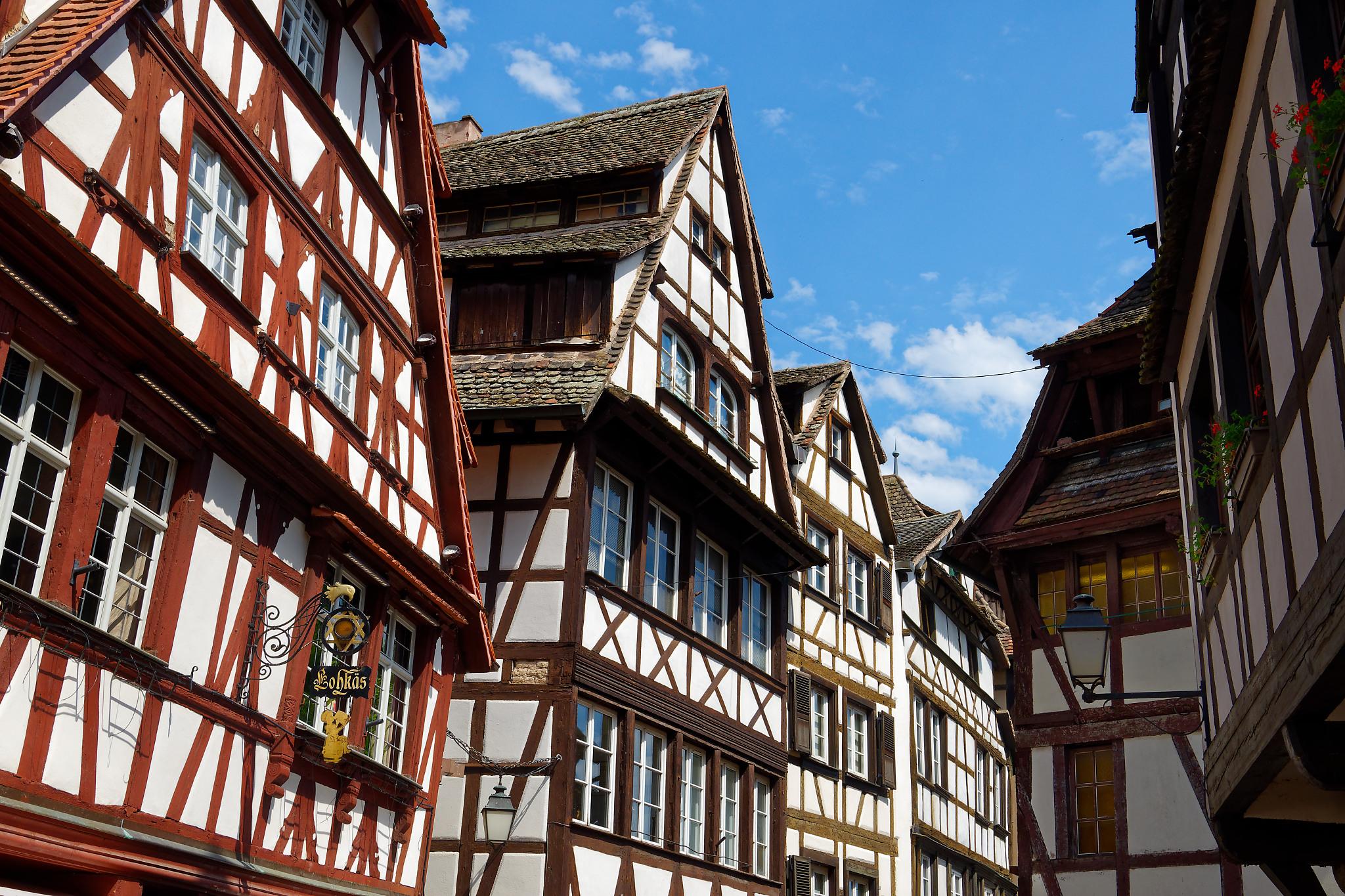 Découvrir Strasbourg lors d'un week-end au fil de l'eau