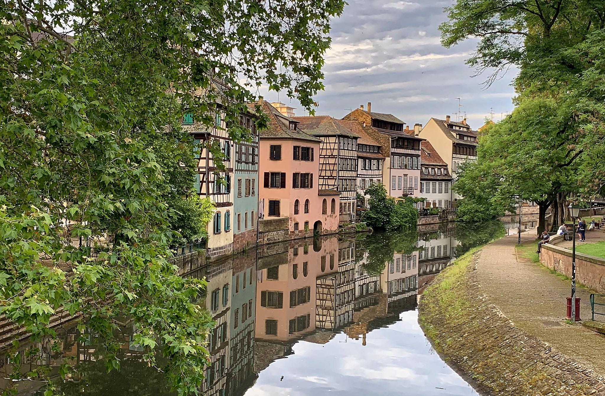 visiter Strasbourg lors d'un week-end au fil de l'eau
