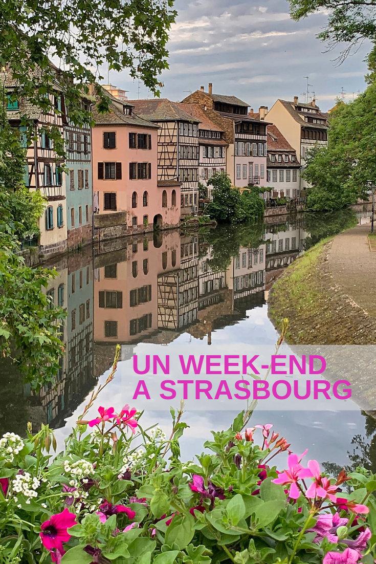Visiter Strasbourg en un week-end: que faire et que voir dans la capitale de l'Alsace