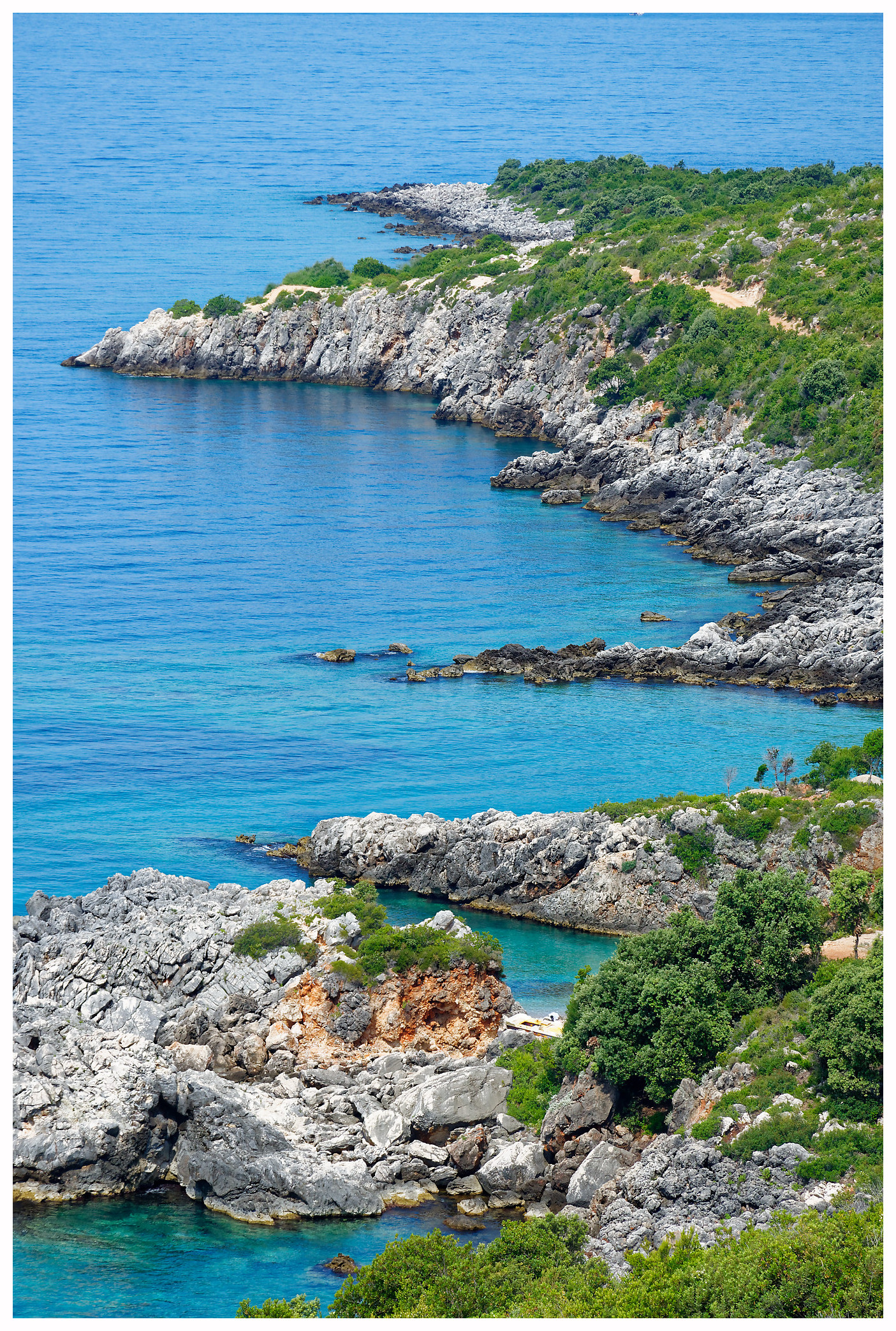 Voyage en Albanie: road trip sur la riviera
