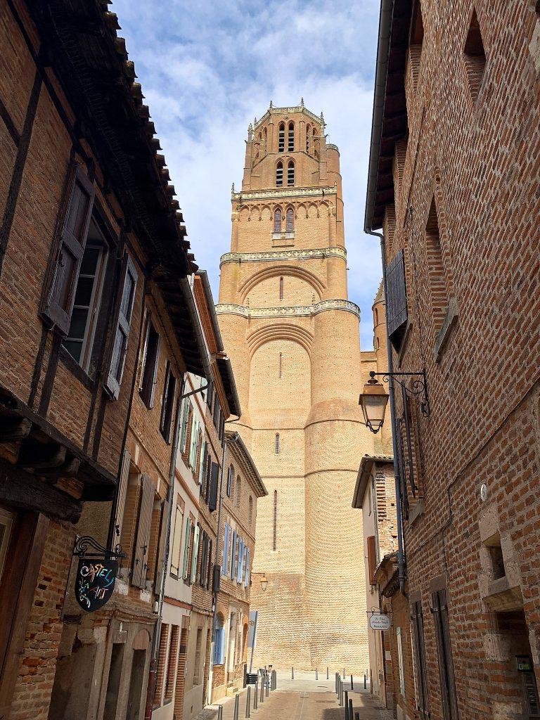 Visiter Albi, la plus belle ville du Tarn