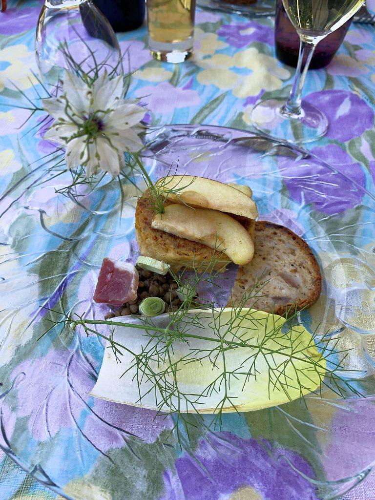 Où manger dans le Tarn: l'hostellerie des lauriers