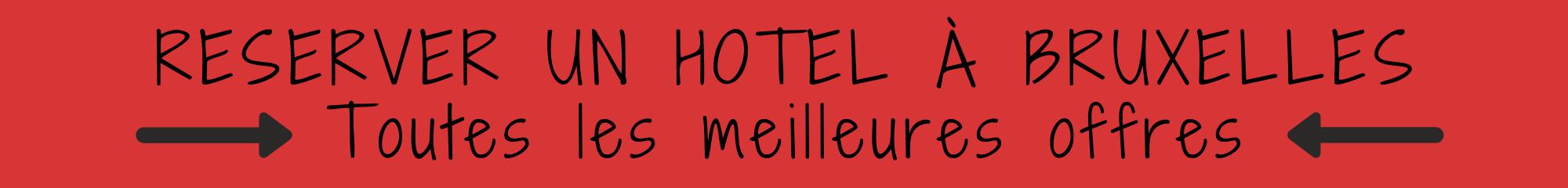 reserver-hotel-bruxelles