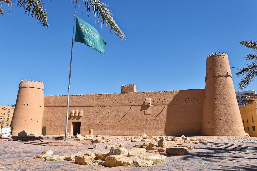 voyage en arabie saoudite: visiter le fort Al Masmak à Riyad
