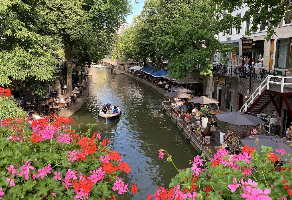Visiter Utrecht, un agréable city-trip aux Pays-Bas