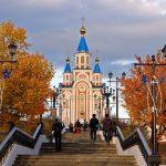 Voyage en transsibérien: que faire, que voir à Khabarovsk
