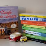 Voyage en van et vie nomade: ma sélection de livres #vanlife
