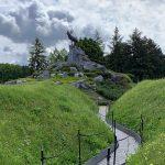 Le circuit du souvenir dans la Somme: voyage sur les traces de la Grande Guerre