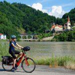 Voyage à vélo le long du Danube en Autriche: de Passau à Vienne